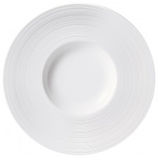 Round Rim Soup Plate