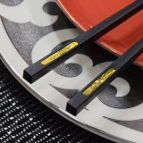 Gold Dragon Inlaid Chopstick