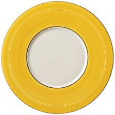 Yellow Show Plate